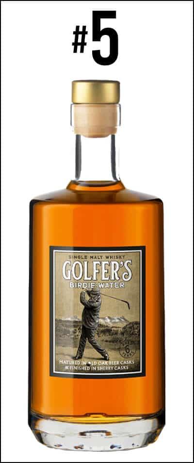#5 - Säntis Golfer's Birdie Water
