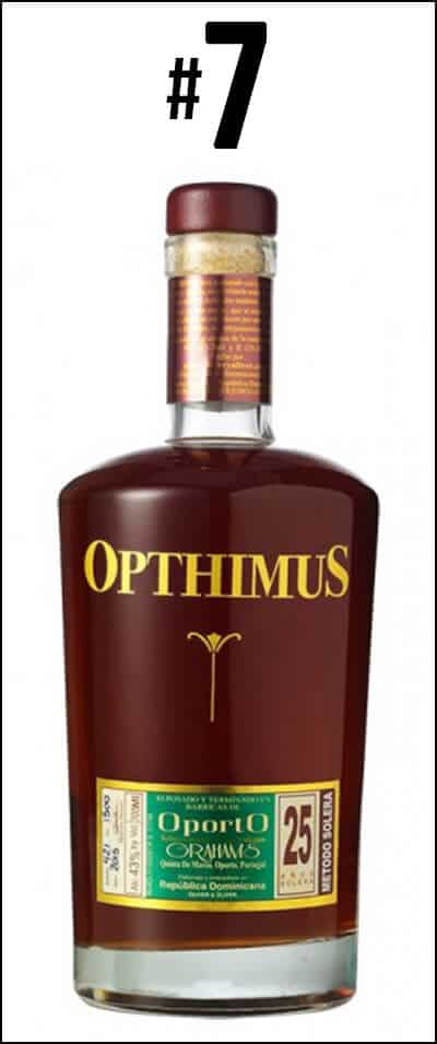 #7 - Opthimus 25yo Port Finish