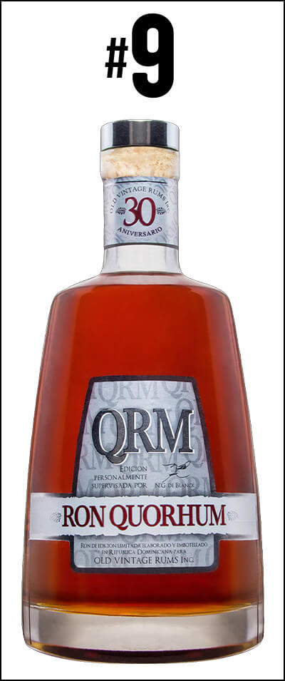 #9 - Quorhum QRM 30 years old