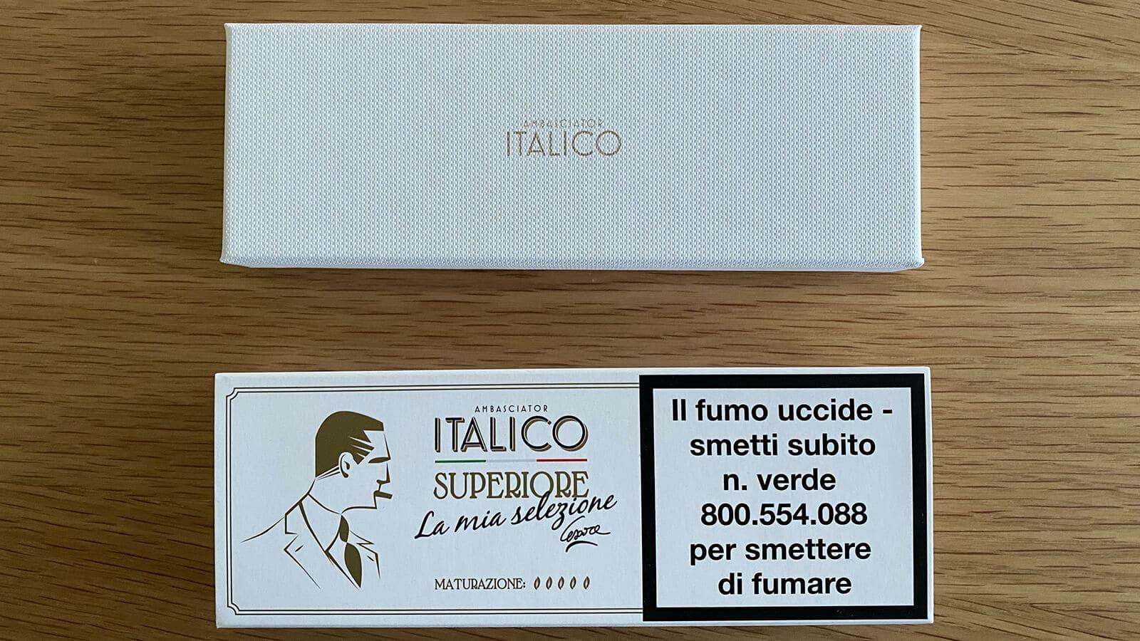 """Ambasciatore Italico Superiore """"La mia selezione"""""""