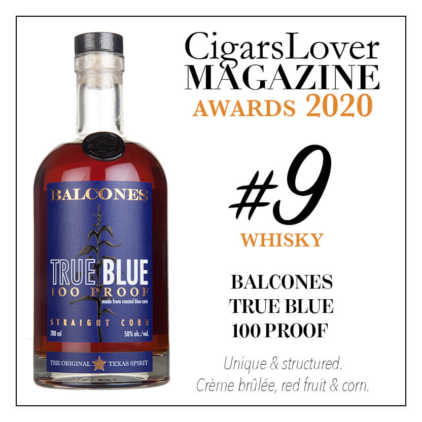 #9 - Balcones True Blue 100 Proof