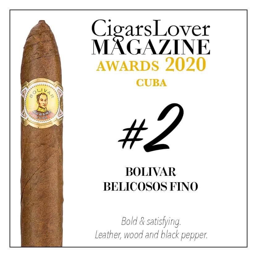 Bolivar Belicosos Fino