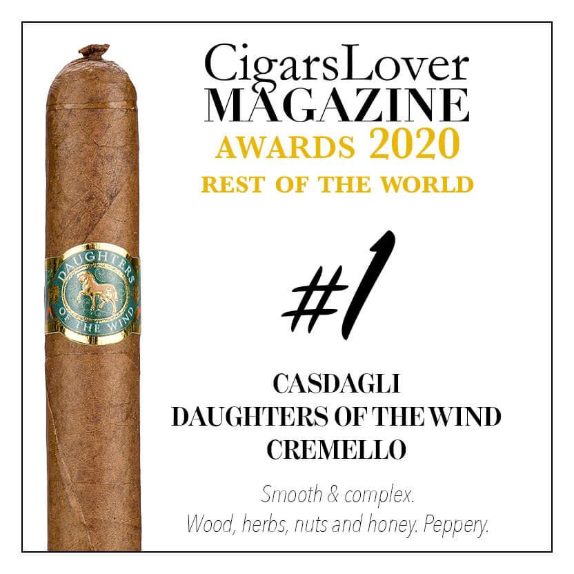 Casdagli Daughters of the Wind Cremello