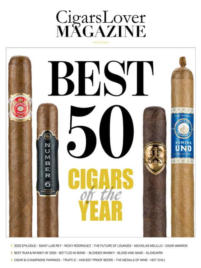 CigarsLover Mag Winter 2020