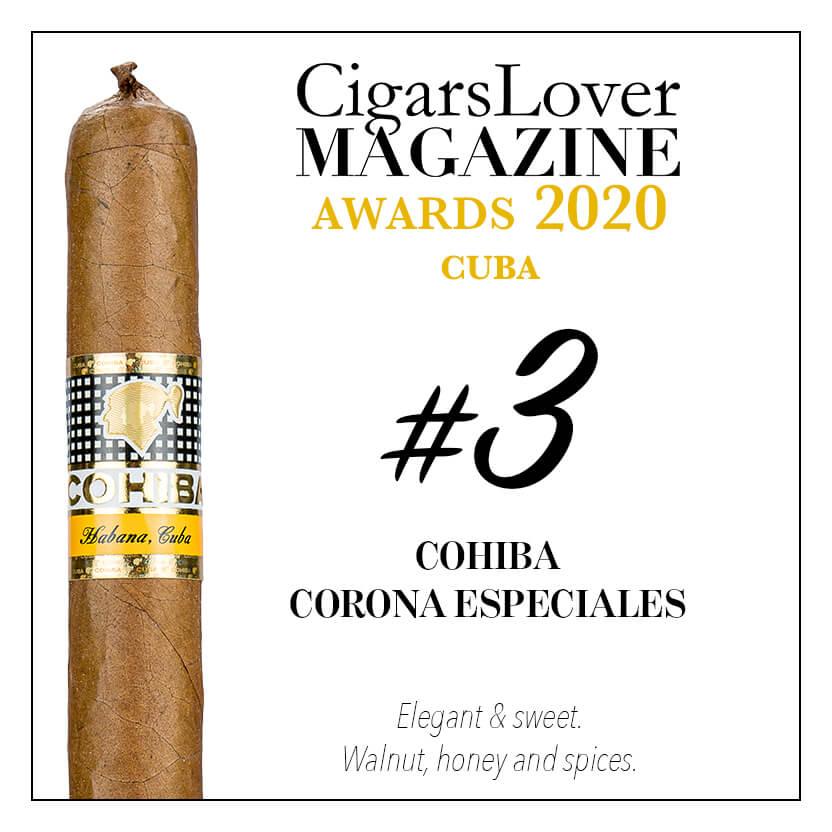 Cohiba Coronas Especiales