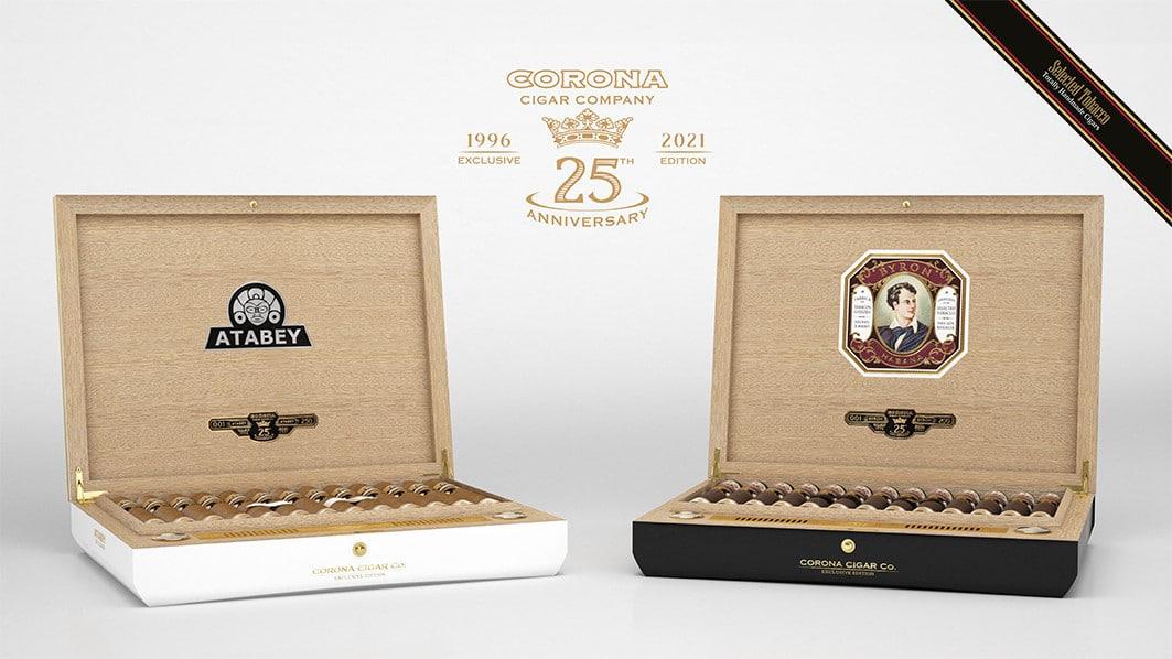 Corona Cigar Co. 25th