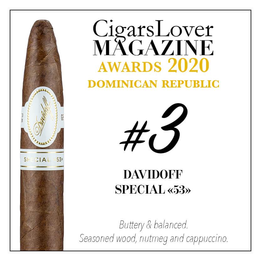 Davidoff Special «53» Capa Dominicana LE 2020