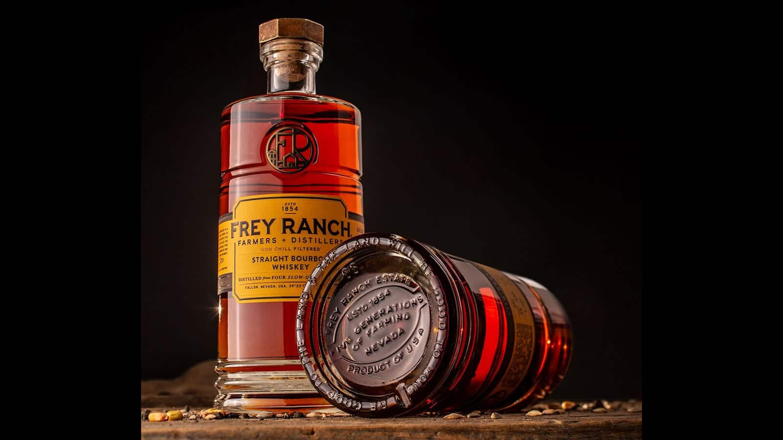 Frey Ranch Distillery