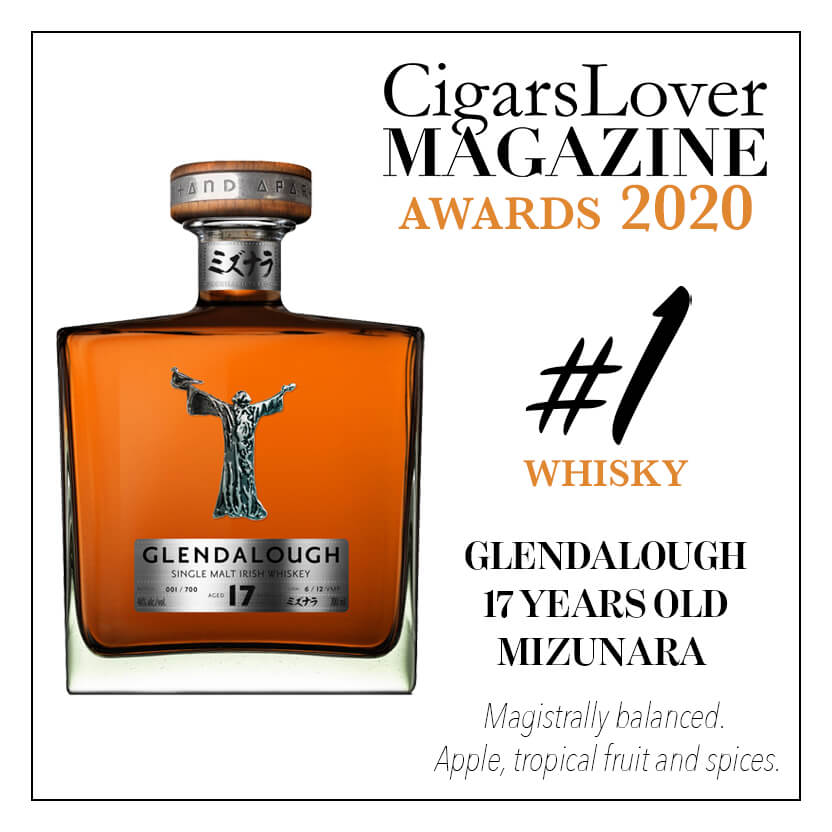 Glendalough 17 years old Mizunara Cask Finish