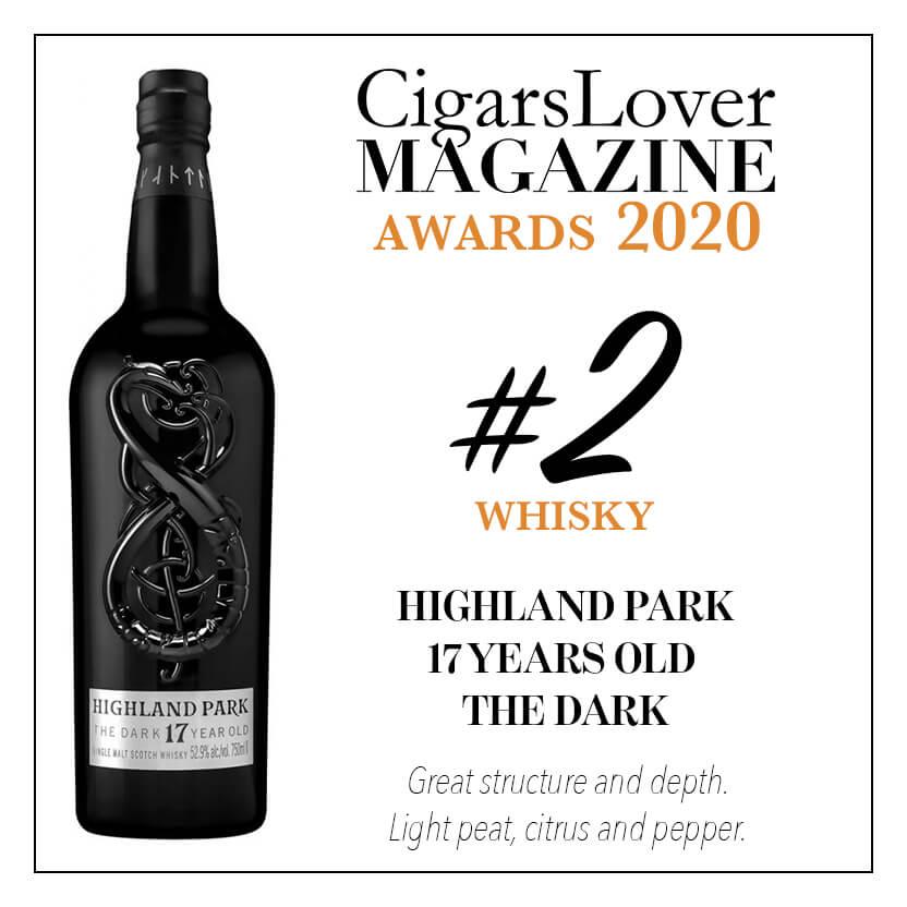 Highland Park 17yo The Dark