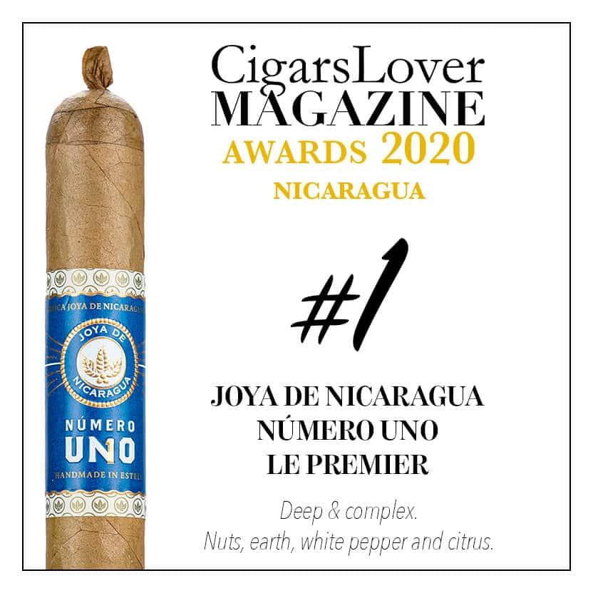 Joya de Nicaragua Número Uno Le Premier