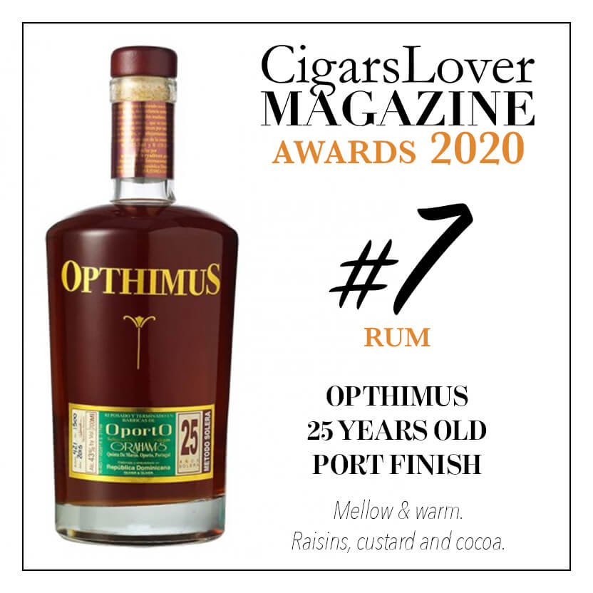 Opthimus 25yo Port Finish