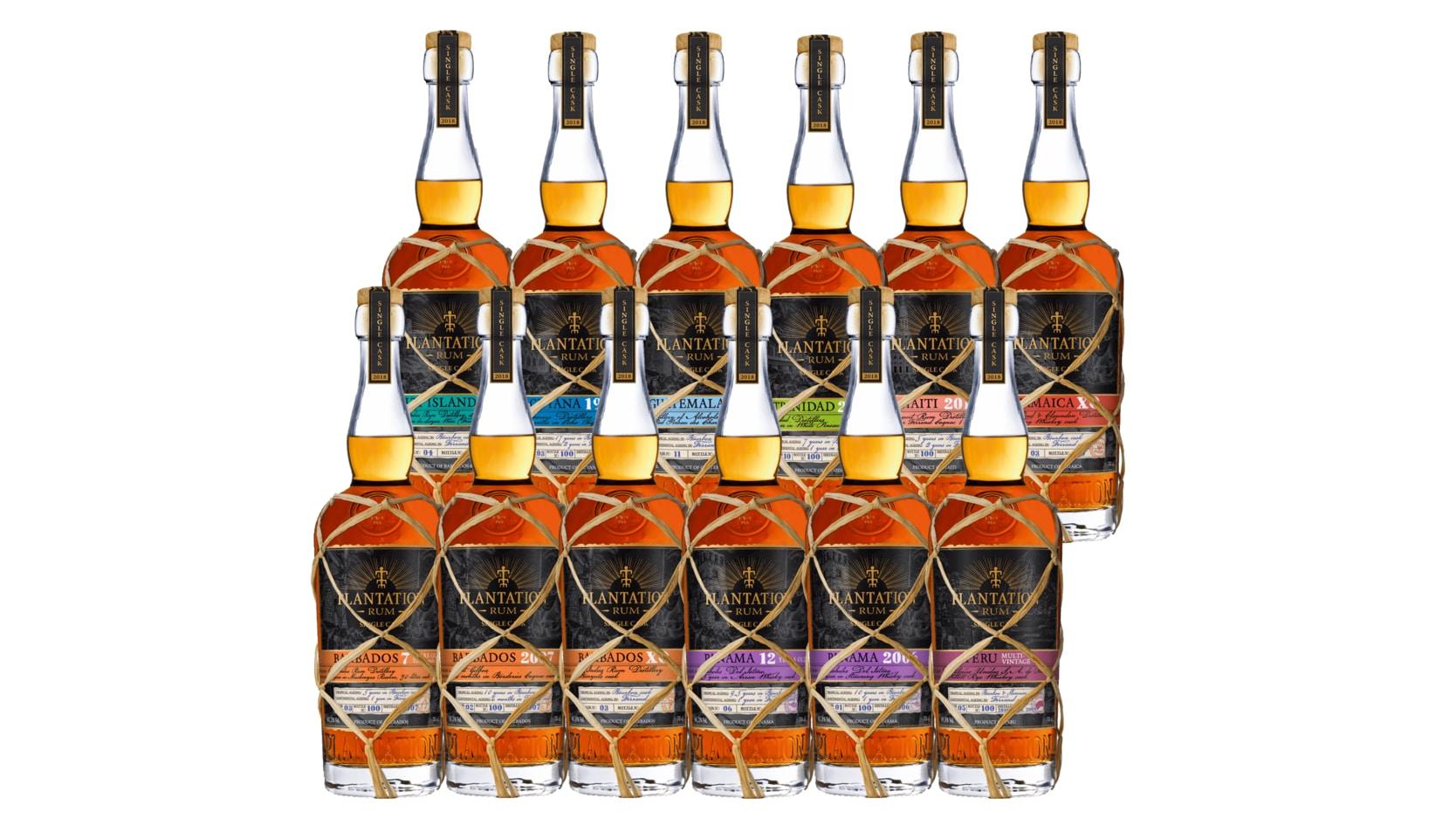 Plantation Rum Single Cask