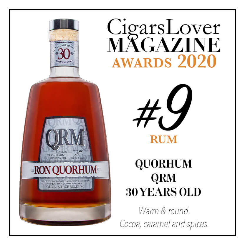 Quorhum QRM 30 years old