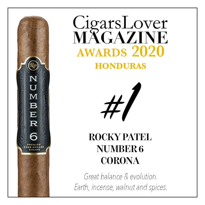 Rocky Patel Number 6 Corona