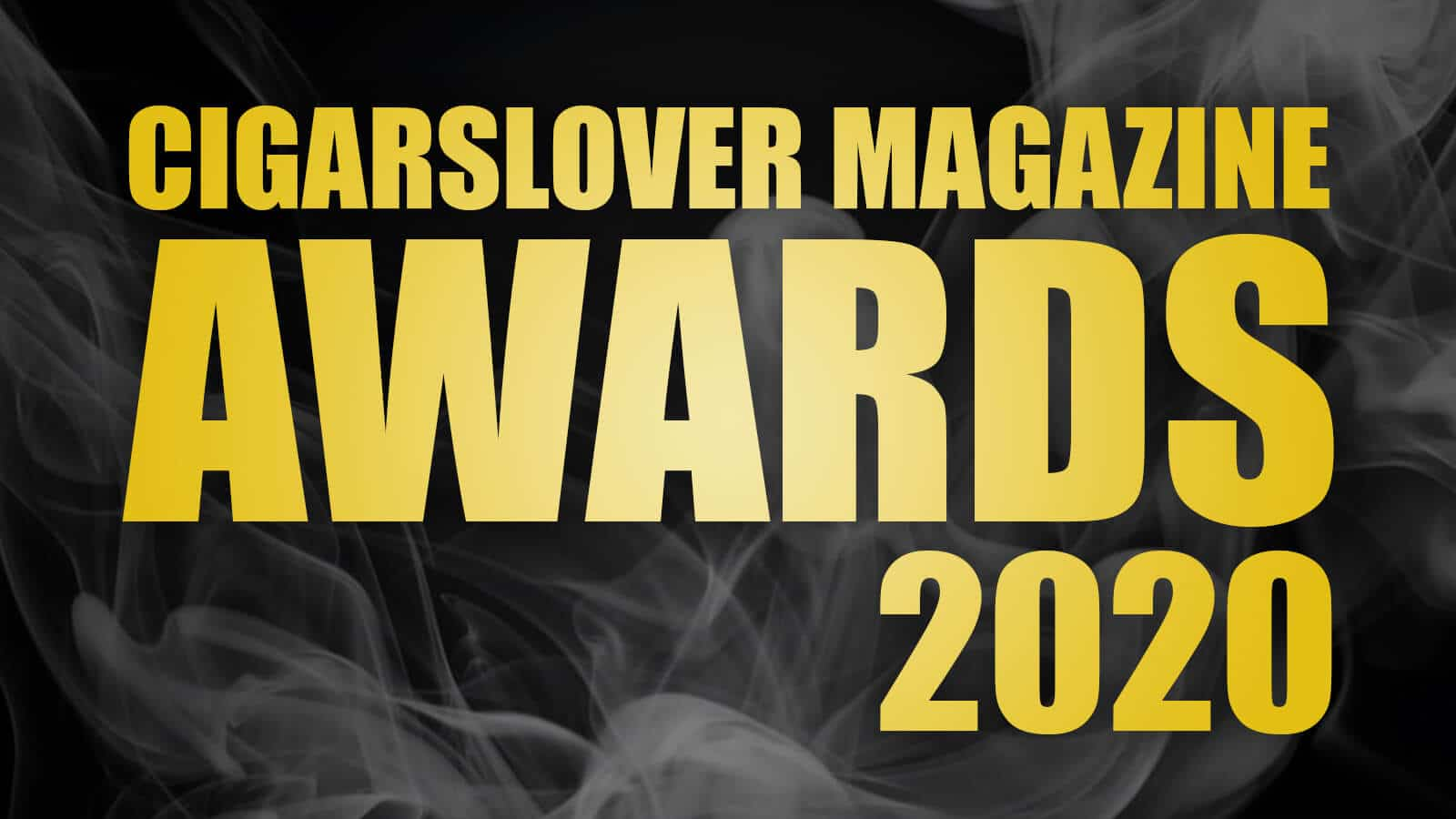 2020 cigars awards