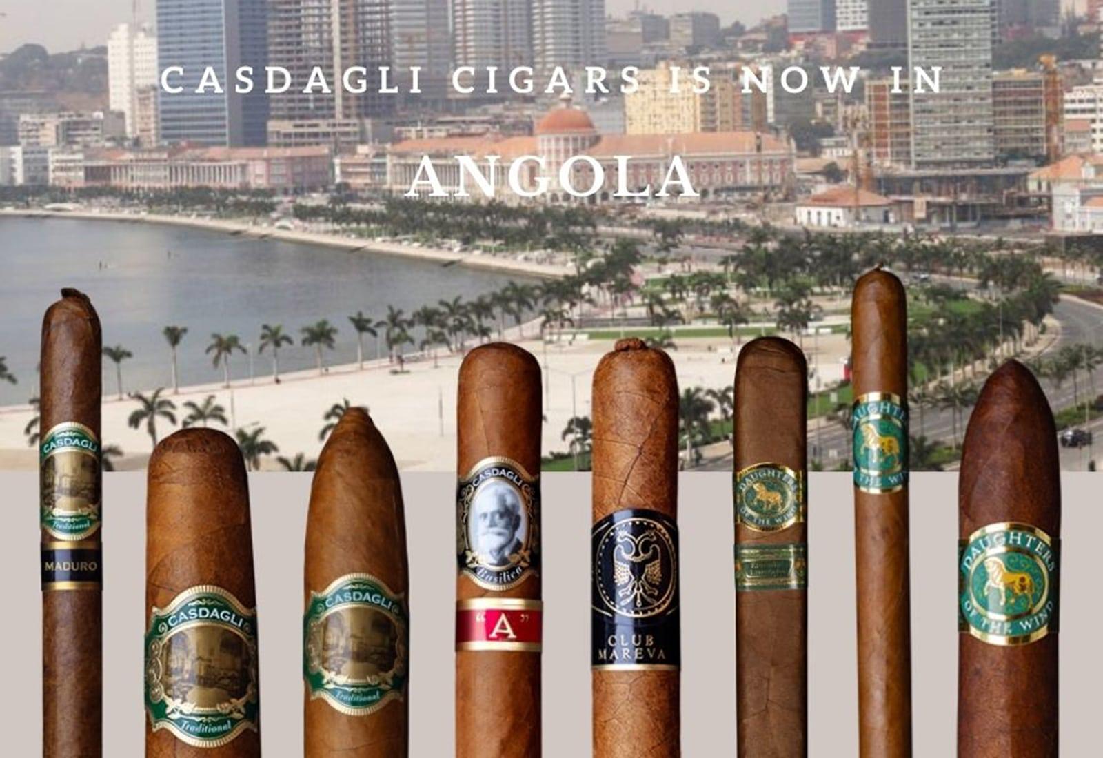 Casdagli Cigars Angola
