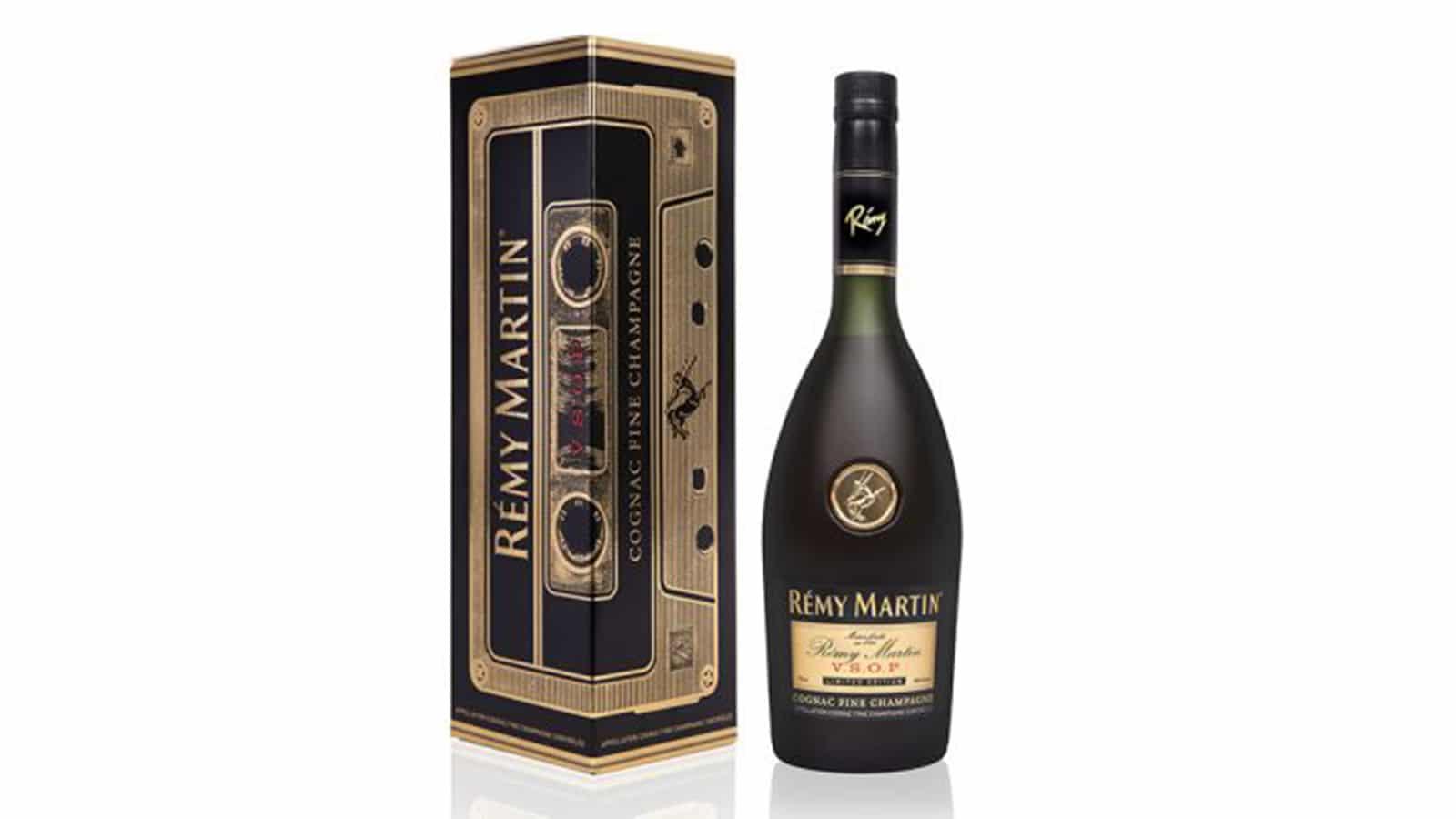 Remy Martin Mixtape Bottle
