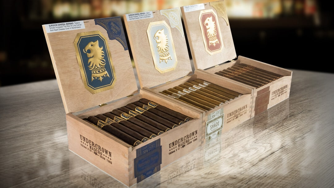 Undercrown new boxes