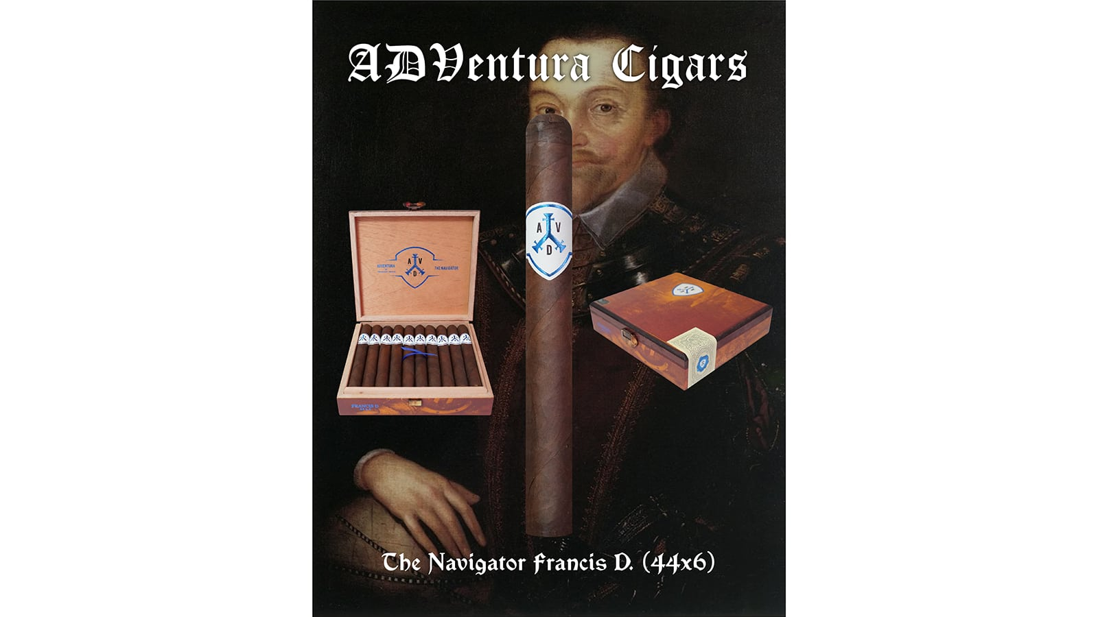Adventura Navigator Francis D.