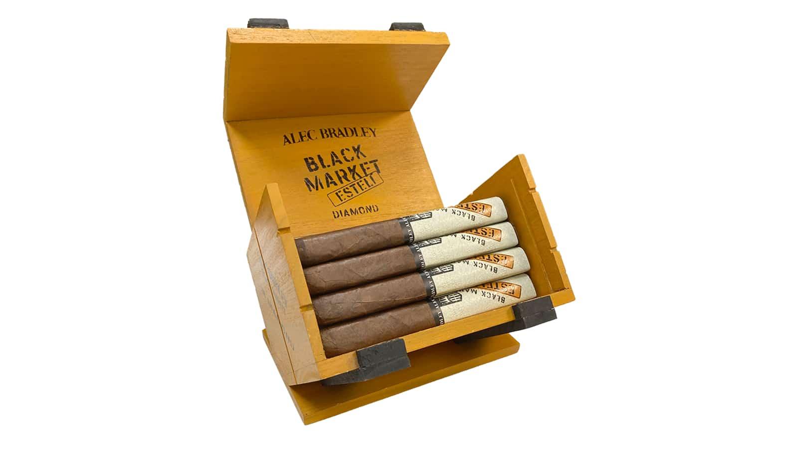 Alec Bradley Black Market Esteli Diamond