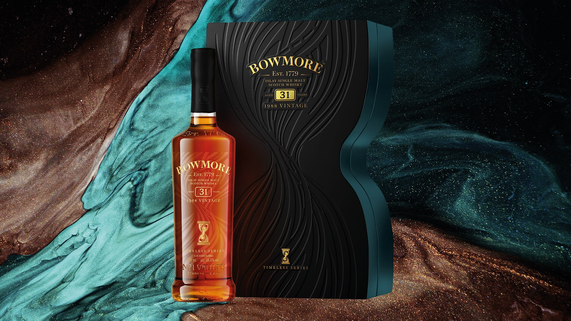 Bowmore Timeless
