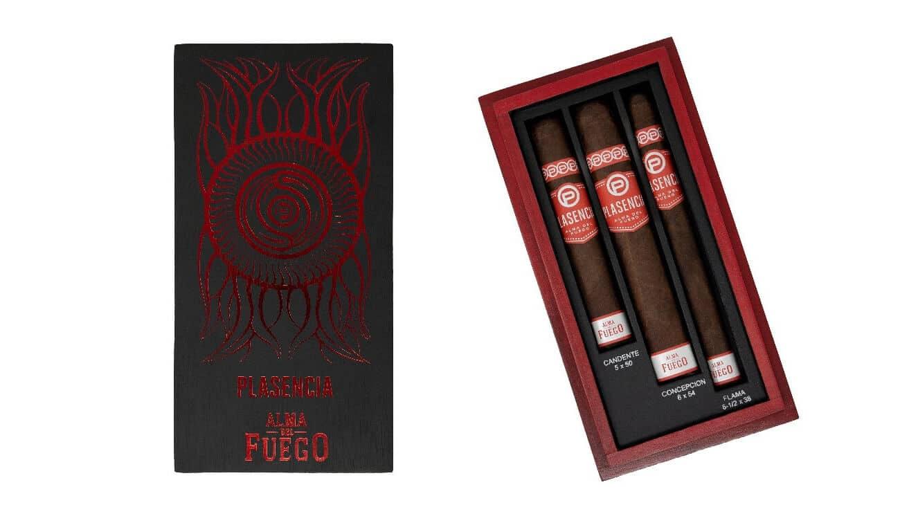 Plasencia Alma Del Fuego 3-Pack