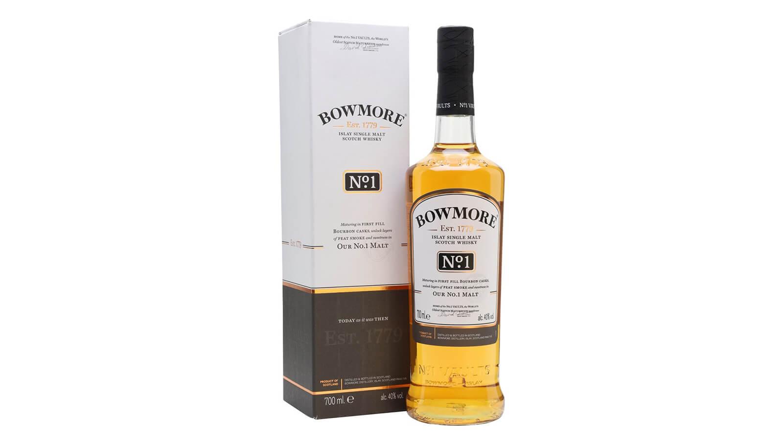 Bowmore N. 1