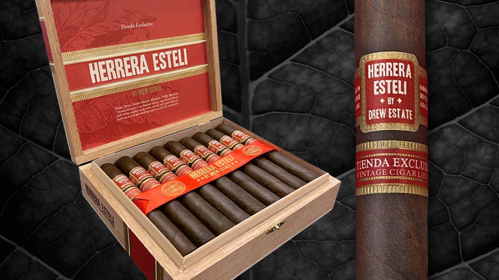 Herrera Esteli Tienda Exclusive VINTAGE
