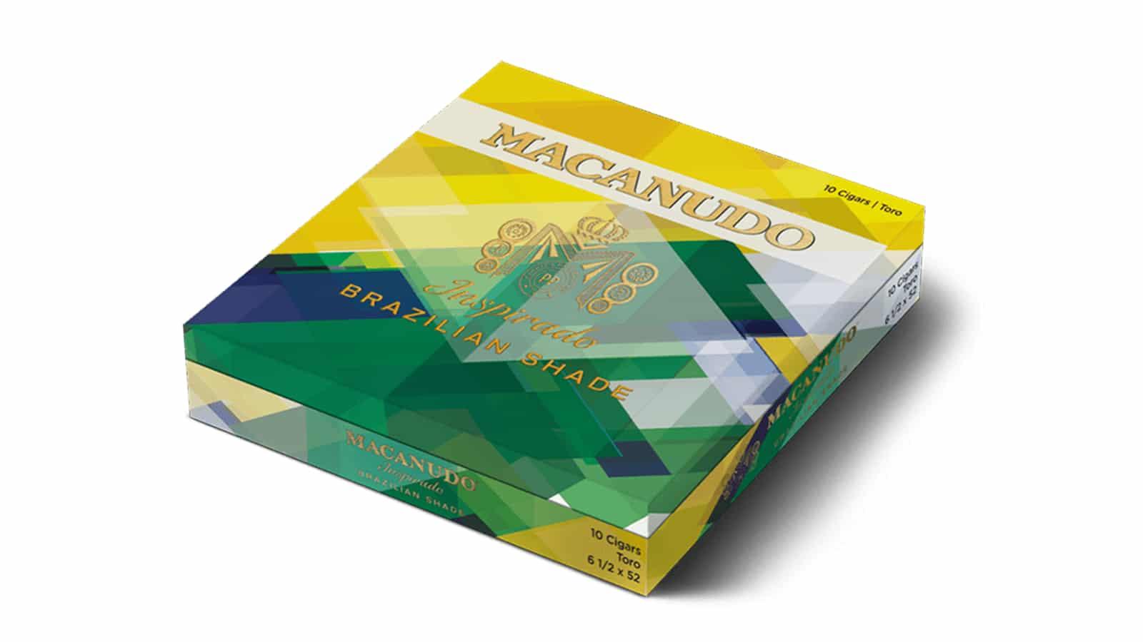 Macanudo Inspirado Brazilian Shade