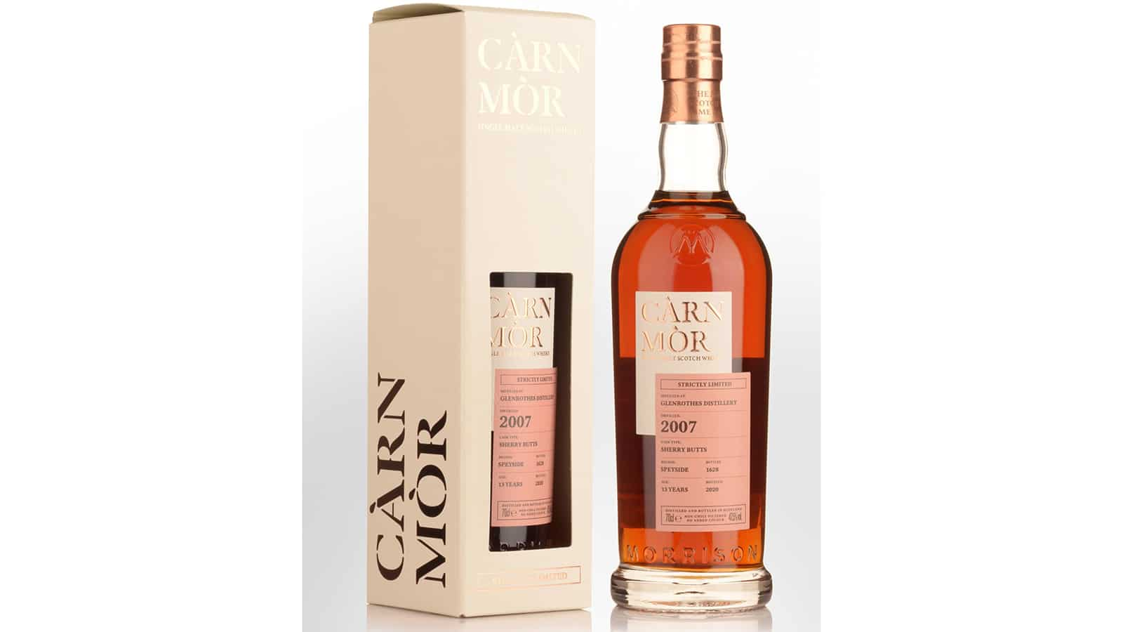 Glenrothes 2007-2020 13yo Carn Mor Strictly Limited
