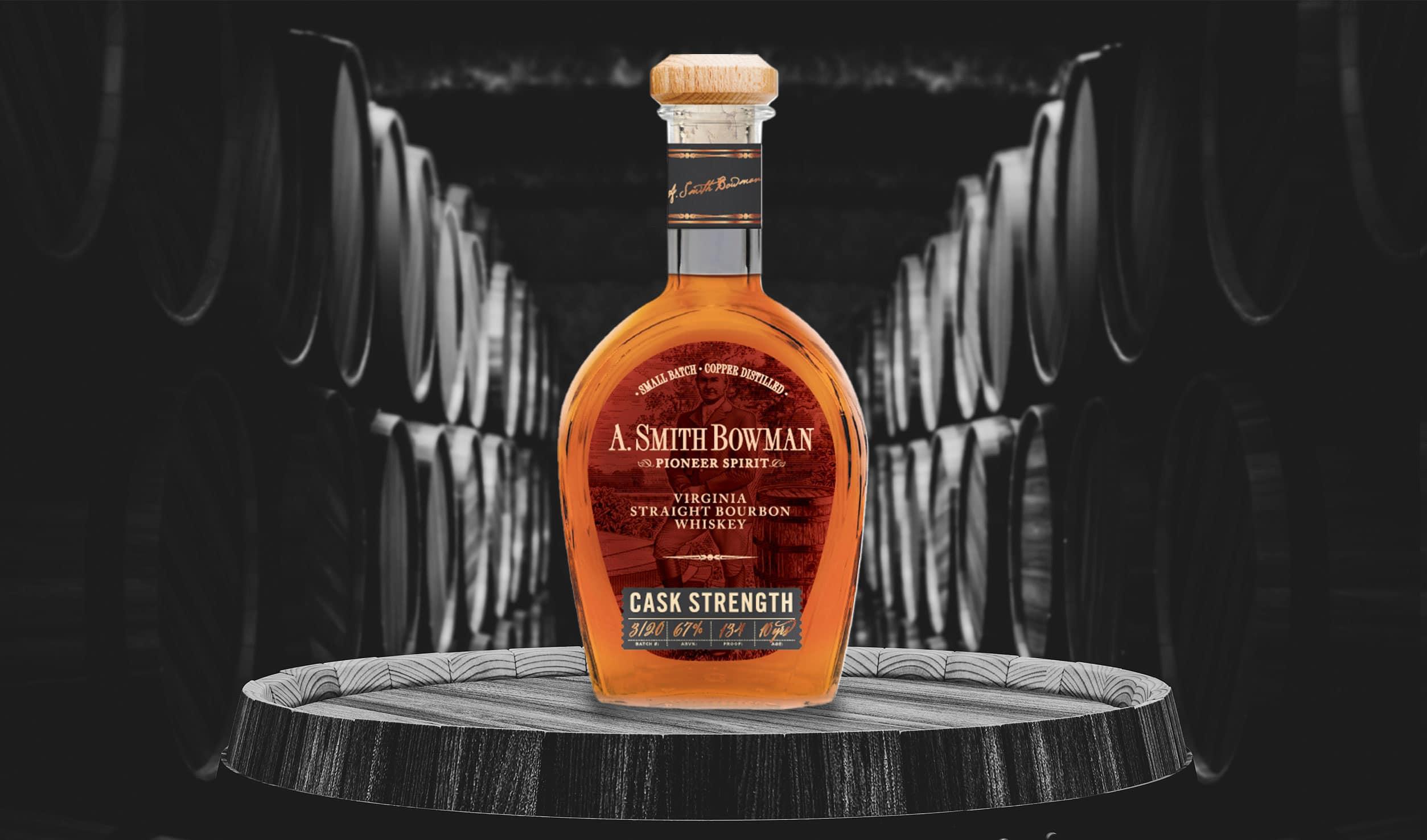 A.-Smith Bowman Distillery Cask Strength