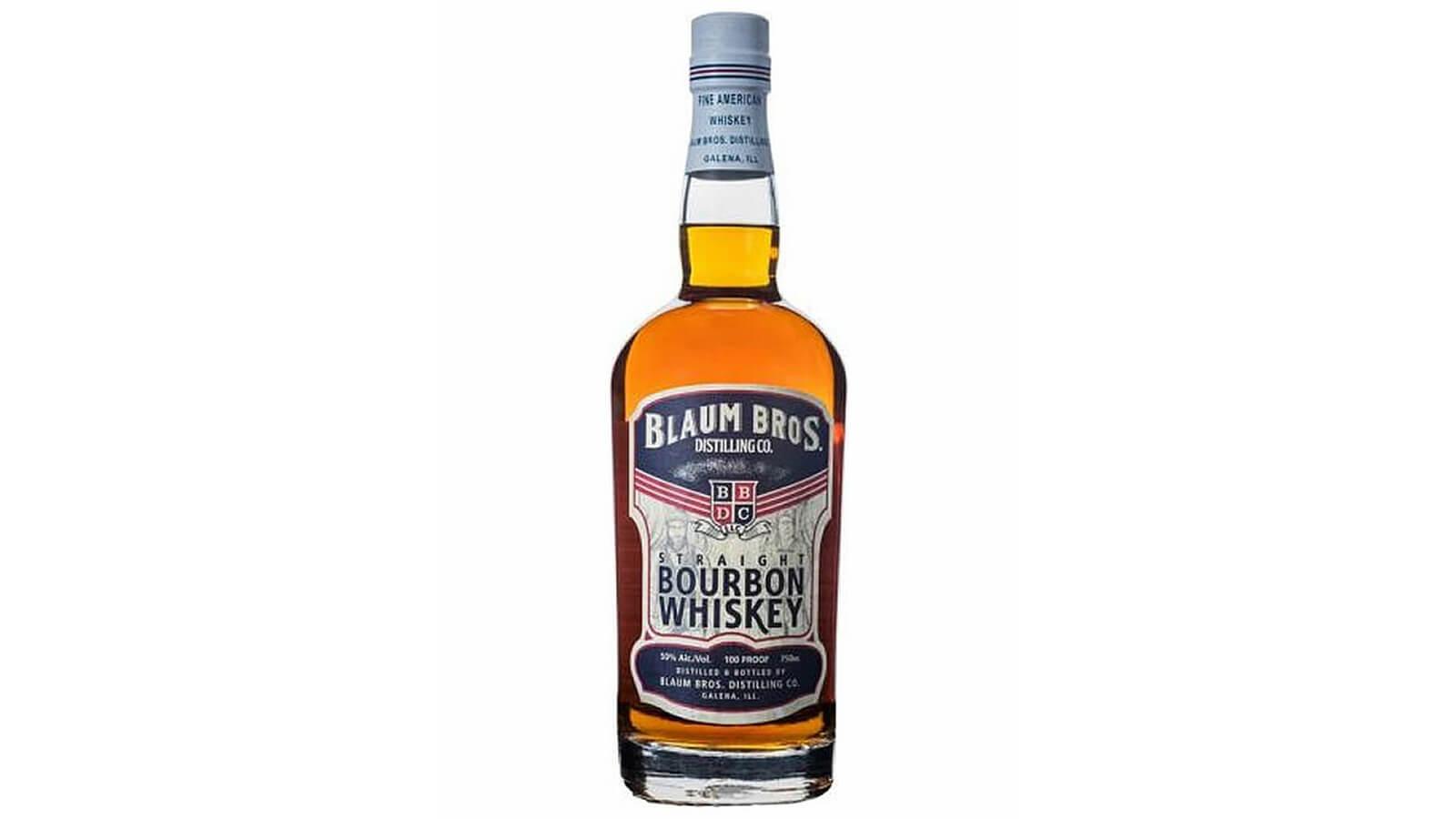 Blaum Bros Straight Bourbon