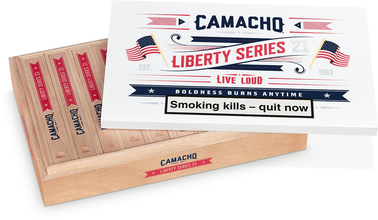 Camacho Liberty Series 2021