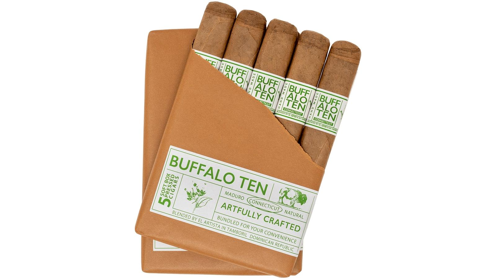 Buffalo Ten Connecticut