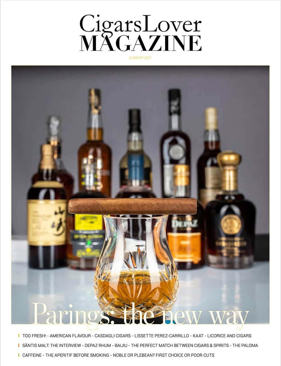 CigarsLover Magazine Summer 21