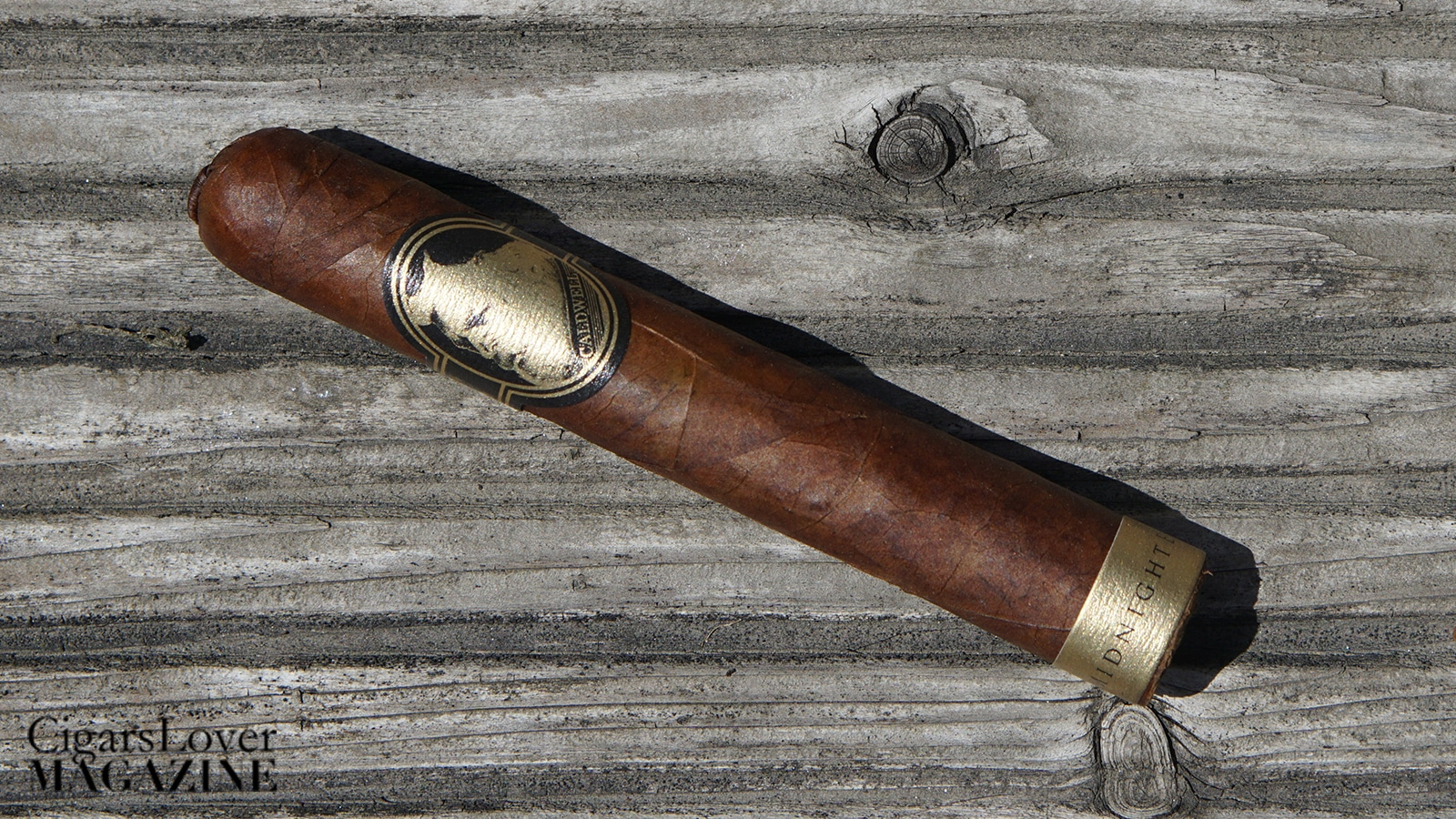 Caldwell Eastern Standard Mignight Express Robusto
