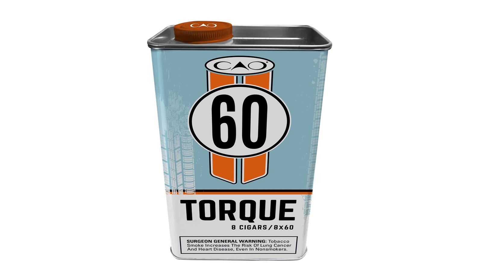 CAO 60 Torque